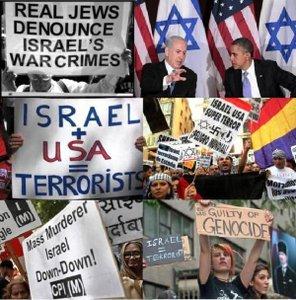 Israel-USA-Terroristse