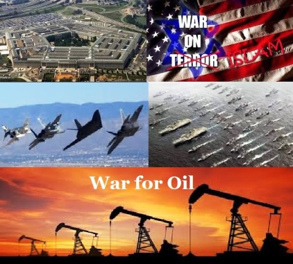 War on Islam and for oil