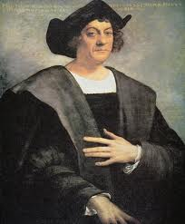 Spanish Explorer Christopher Columbus