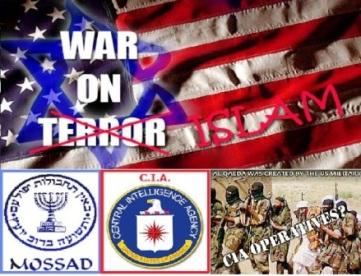 CIA-Mossad war on Islam