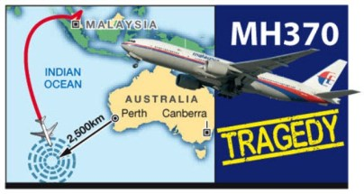 MH370 report presses for real-time tracking of plane.(Photo: www.thesundaily.my)