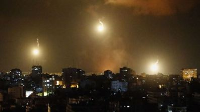 "Israeli regime is using a ""strange toxic gas"" against Palestinians in its offensive against the besieged Gaza Strip, medics say."