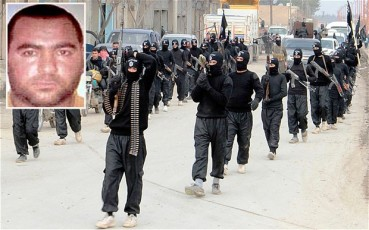 Abu Bakr al-Baghdadi, the self-proclaimed caliph.