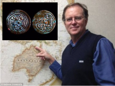 Australian Ian McIntosh, a professor of anthropology at Indiana University-Purdue University in the United States, said rock art found on the islands which includes one image which appears to show a type of European sailing vessel could hold some clues.(Photo:muslimvillage.com)