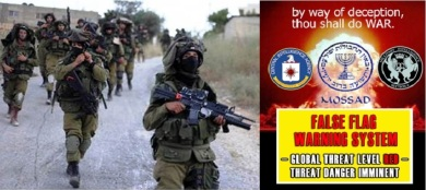 "Zionist Israelis launch ""Operation Brother's Keeper"" in West Bank"