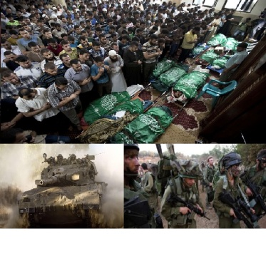 Israel attack on Gaza claims more lives: The death toll from the Israeli aggression against the Gaza Strip hits 270.