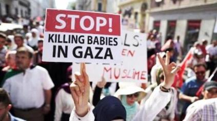 Saudi Israeli alliance is forged in blood, Palestinian blood