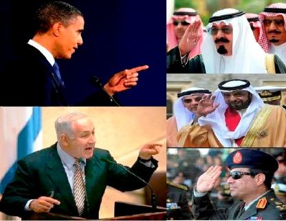 Some of the Arab leaders could be easily fooled and finally deceived by the Imperialist and Zionist ploys into supporting their interests to sow discord among Muslim countries.
