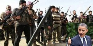 SyriamilitantsandObama-300x150
