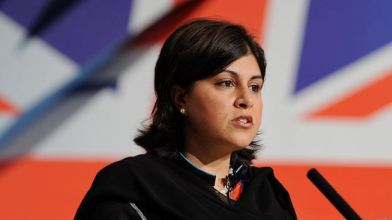 Britain's first Muslim cabinet member, Baroness Warsi, quit over the government's stance on Gaza.