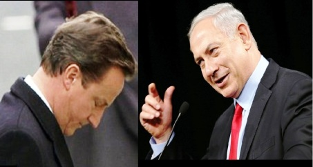 Until now, David Cameron's solitary concern about the slaughter of innocents has appeared to be avoiding giving offence to Benjamin Netanyahu.