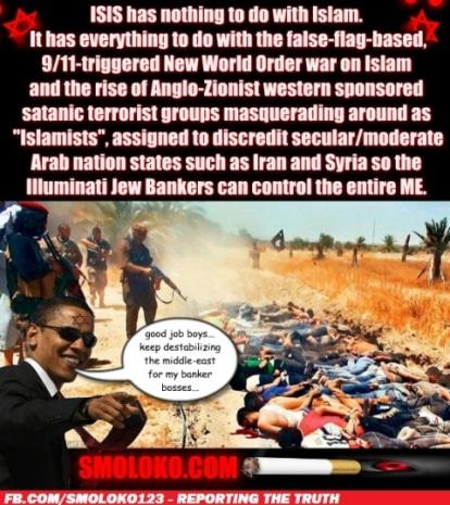 ISISundermineIslamMeme