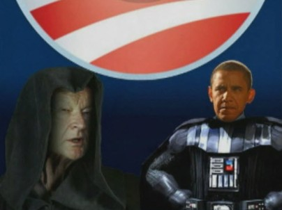 Barak Obama and Zbignev Brzezinski – the NWO puppets of Rothschilds. (Image:antimatrix.org)