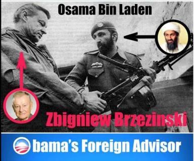Brzezinski-Osama