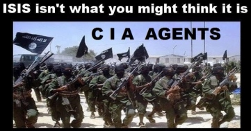 ISIS is CIA cropped