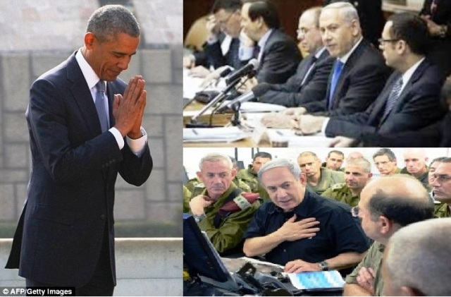 Obama and Zionists